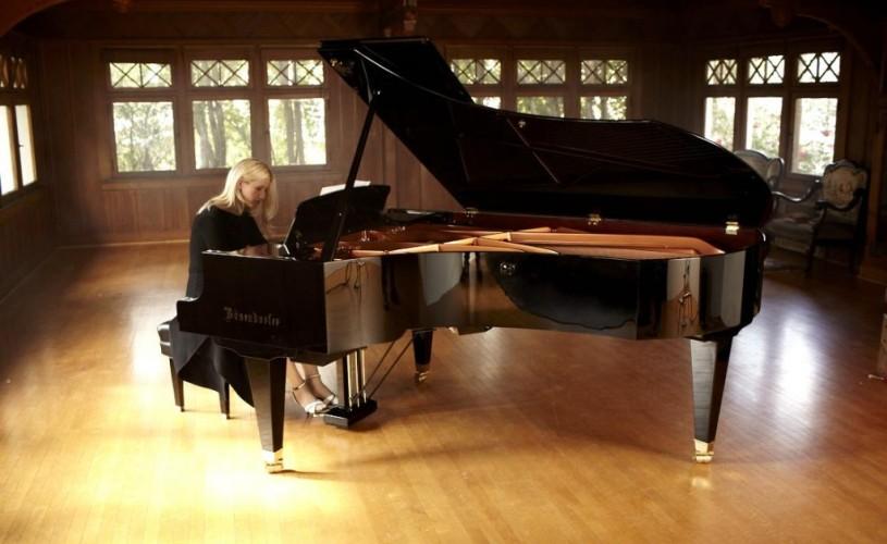 Valentina Lisitsa are 20 de studenţi invitaţi speciali la concert