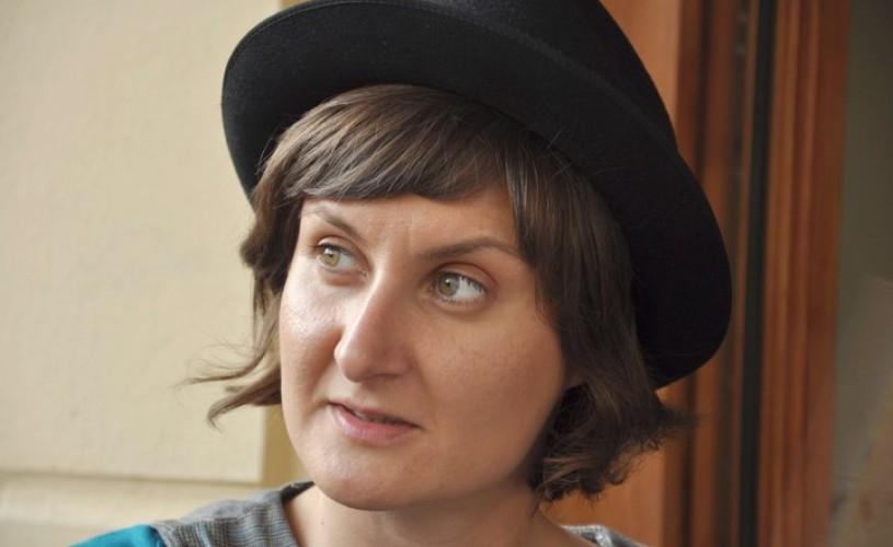 Ana Maria Sandu – lansare la târgul Gaudeamus