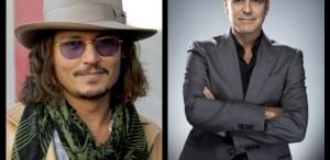 Johnny Depp şi George Clooney - motivele pentru care nu au cont pe reţelele de socializare