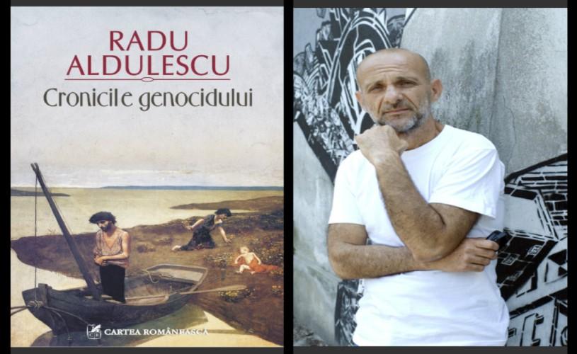 """Radu Aldulescu, câştigătorul Premiului Literar """"Augustin Frăţilă"""""""