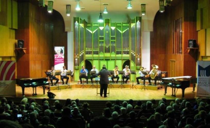 Câştigă invitaţii la concertul de Crăciun al Spirit Brass Ensemble!