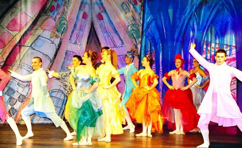 Opera Comica pentru Copii – locul de întâlnire al prinţeselor