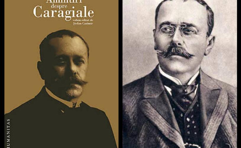 Amintiri despre Caragiale, cu Dan C. Mihăilescu şi Lidia Bodea