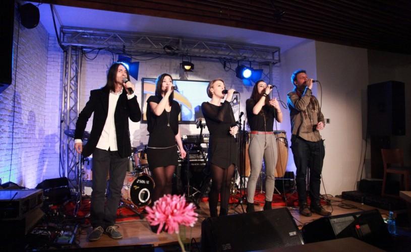 Jazzappella, concert de jazz & pop-rock a cappella