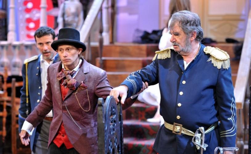 """Marius Manole, în """"O noapte furtunoasă"""", la TVR2"""