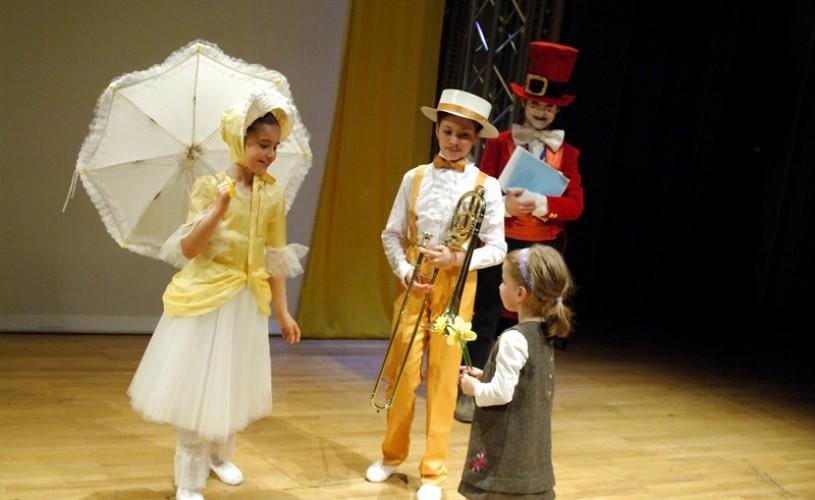 Craciunul copiilor la Opera Naţională Bucureşti