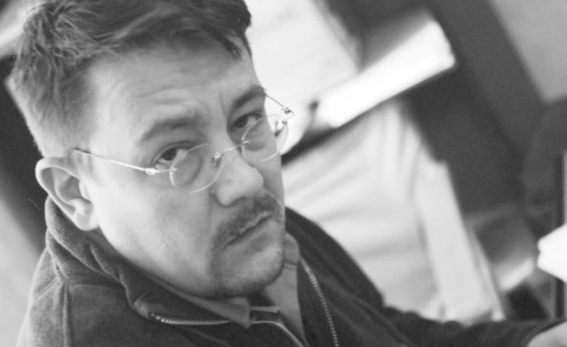 Misu Predescu este cel de-al doilea invitat al Bucharest Script Lab