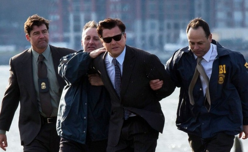 The Wolf of Wall Street, proiecție cu scandal