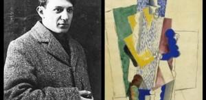 Picasso - tablou propus la o tombolă online