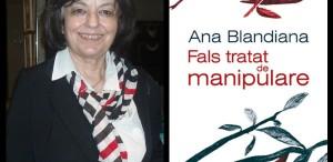 Ana Blandiana - lansare de carte şi sesiune de autografe