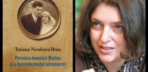 Tatiana Niculescu Bran îşi lansează un nou volum