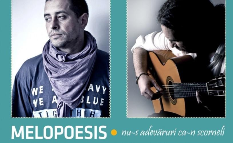 Melopoesis – recital Ionuț Achivoaie și Maxim Belciug