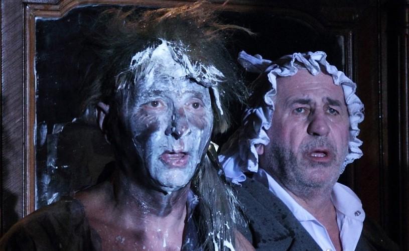 Horaţiu Mălăele şi George Mihăiţă te invită la comedie! Câştigă două invitaţii duble!