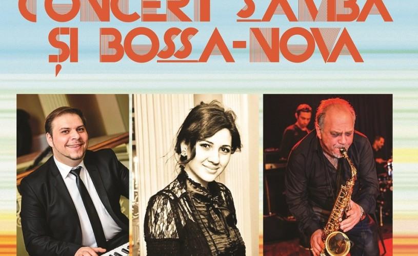 Sounds of Brazil, concert de samba și bossa-nova