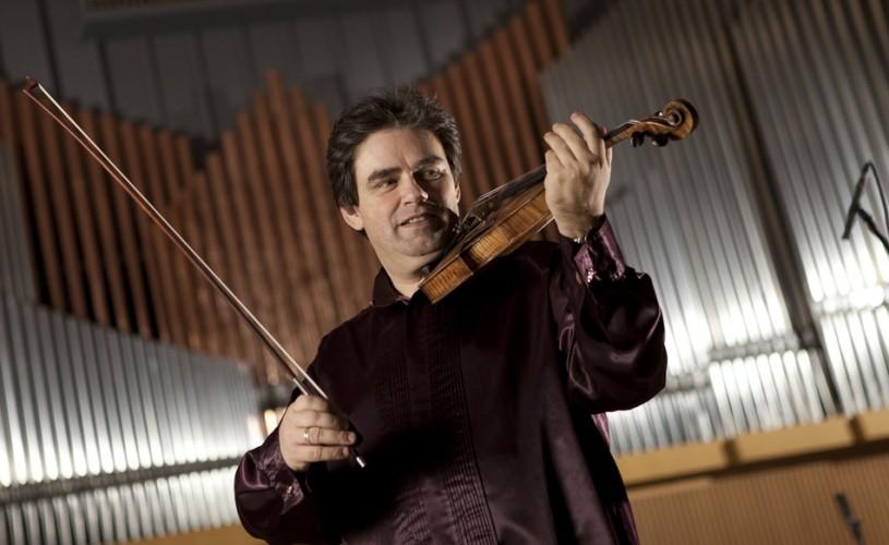 Gabriel Croitoru, Paganini şi vioara lui Enescu la Sala Radio
