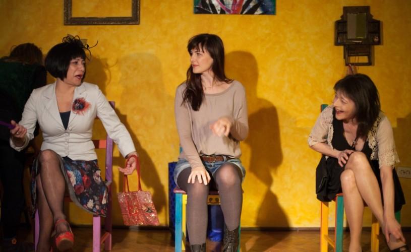 Ciao Bella – cum să iubeşti un bărbat la Teatrul de Sufragerie