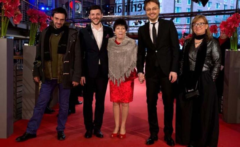 Ada Solomon, Rădulescu și Porumboiu, la Berlinale Talents