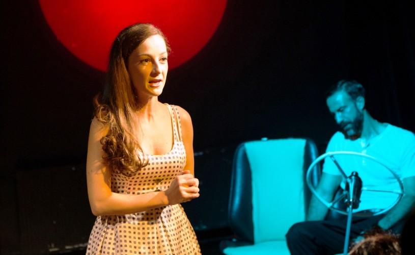 """Ioana Anastasia Anton, actriţă: """"În ziua de azi, teatrului îi lipseşte puţin curaj"""""""
