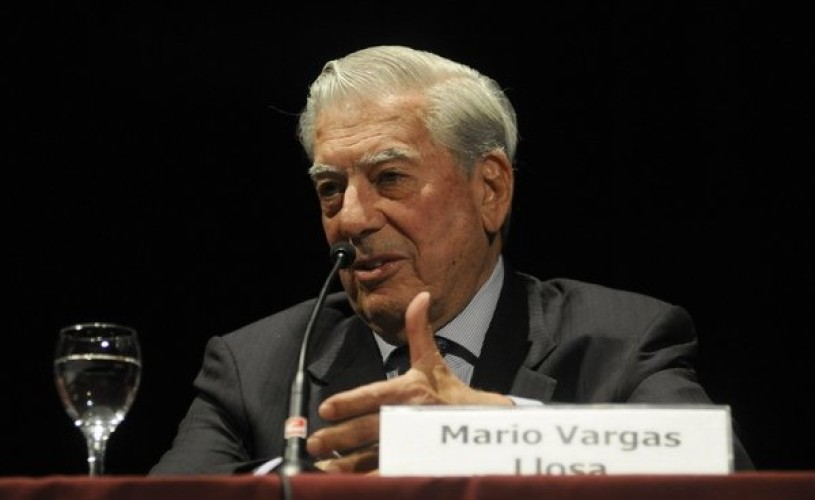 Mario Vargas Llosa, Eroul discret – lansare la Libraria Humanitas