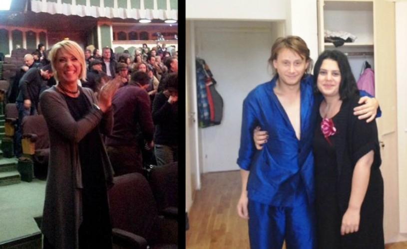Anca Precup şi Roxana Vintilă, două motoare ale teatrului independent