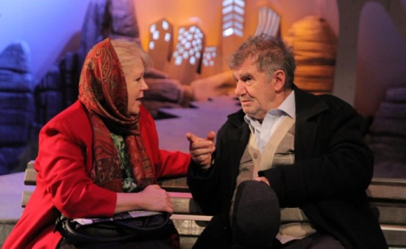 """Florin Zamfirescu şi Tania Filip, în Canada cu """"Doi pe o bancă"""""""