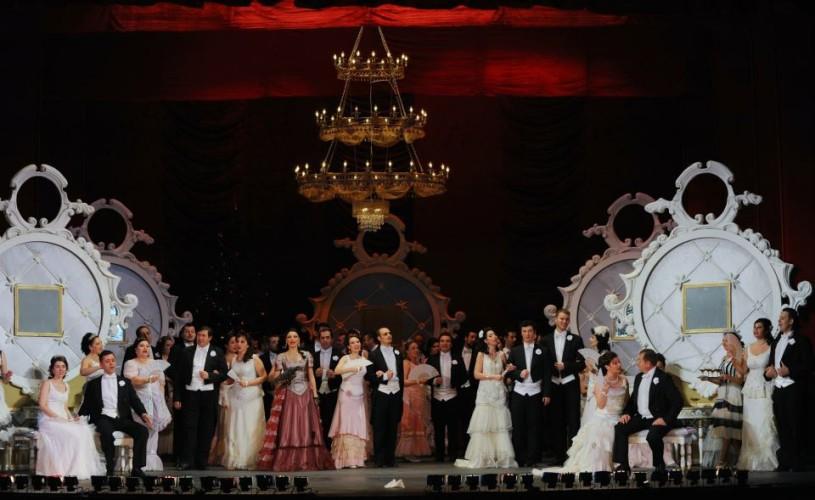 Opereta Liliacul revine pe scena Operei ieșene