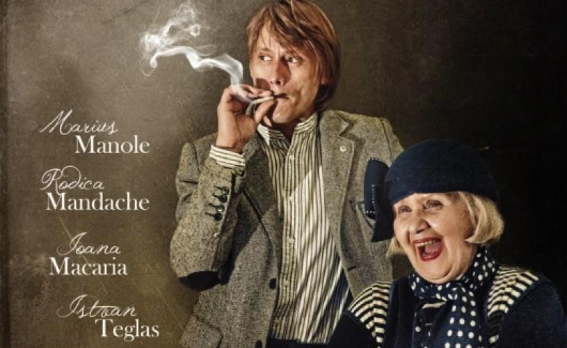 """Câştigă invitații la spectacolul """"Marea iubire a lui Sebastian"""", cu Marius Manole!"""