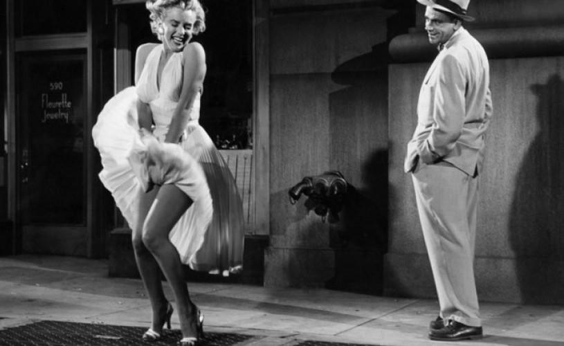 Marilyn Monroe – rochia preferată a cinefililor