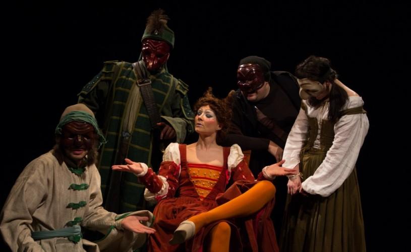 Negutatoarea din Venetia – dragoste, ură și vinovăție, la Teatrul Masca