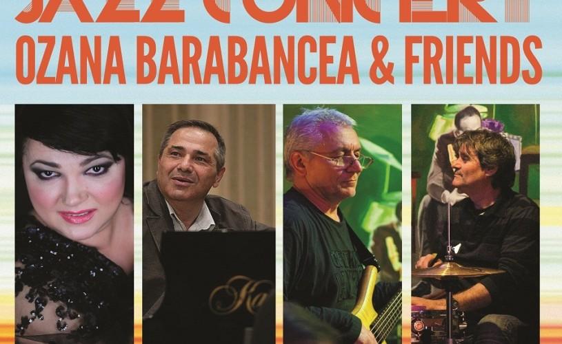 Ozana Barabancea & friends, la Teatrelli