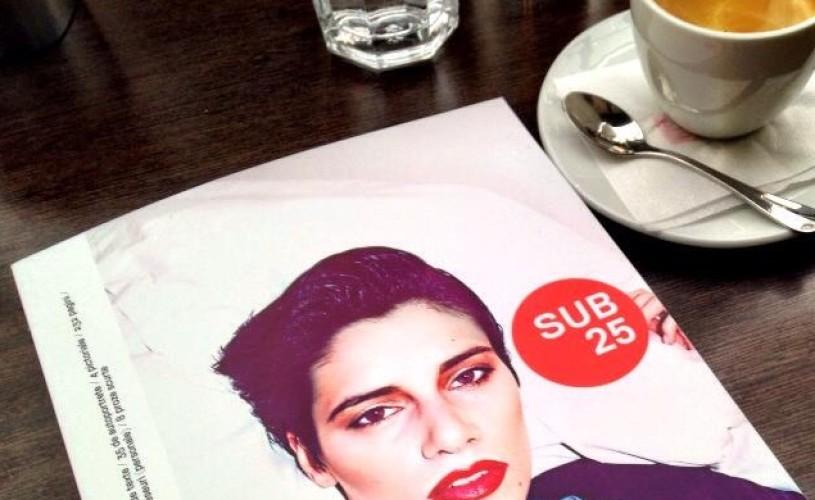 Caietele SUB25: 35 de artiști români îşi fac autoportretul