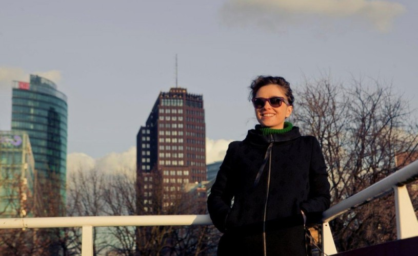 Cosmina Stratan, noul Shooting Star românesc – în 7 ipostaze berlinale