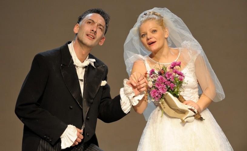 Cehov, de Ziua Îndrăgostiţilor, la Teatrul Naţional din Sibiu