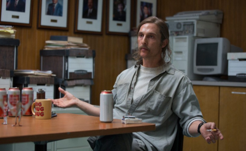 "Matthew McConaughey despre ""Detectivii din Louisiana"""
