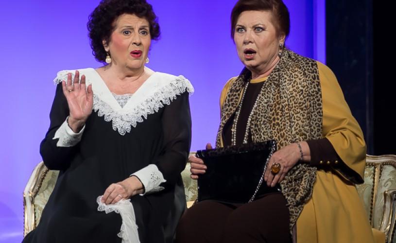 """""""Quartet"""" – un cvartet de actori renumiți, pe scena de la Teatrelli"""