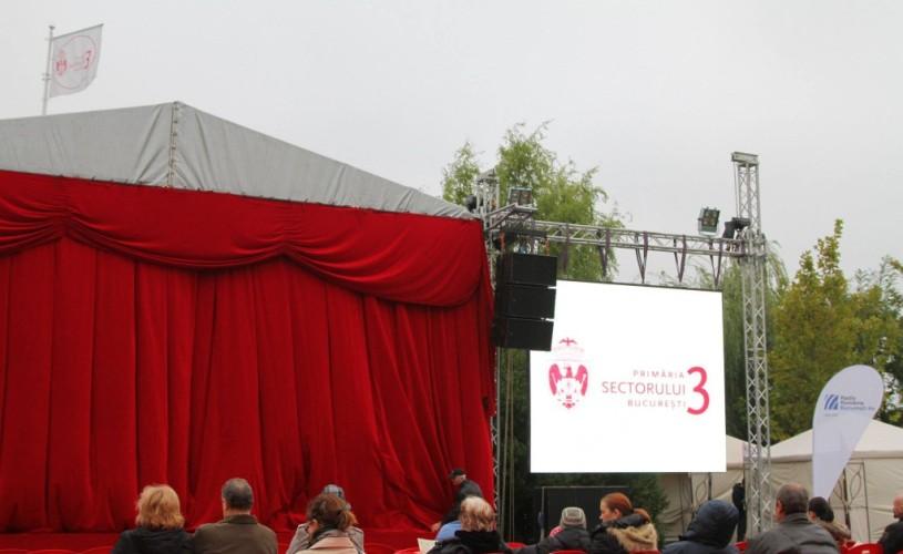 Centrul Cultural Casa Artelor sector 3 a împlinit un an!