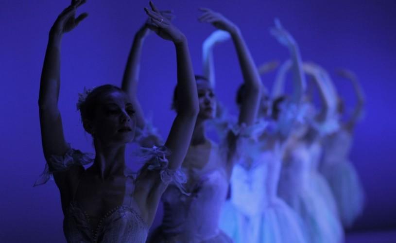 Don Quijote, cu balerini japonezi, pe scena Operei Naţionale