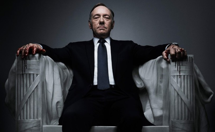 House of Cards: Kevin Spacey şi Robin Wright, încă un sezon
