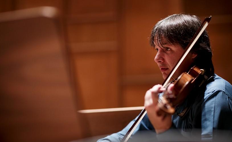 """Liviu Prunaru, violonist: """"Acum oricine din sală te poate înregistra şi pune pe youtube. Te-a ruinat!"""""""