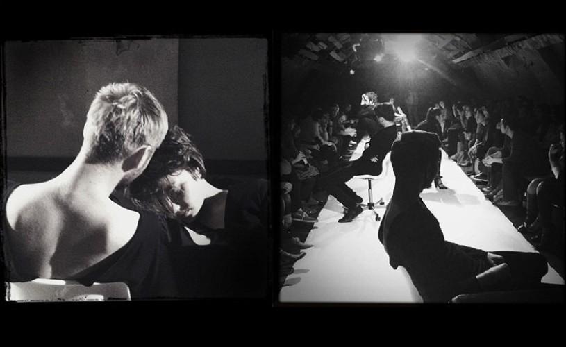 dontcrybaby – un performance după Scufiţa Roşie de Fraţii Grimm