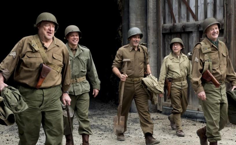 The Monuments Men. Film în căutarea unui regizor