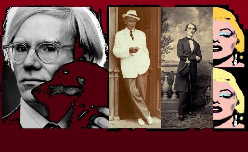 Muşatescu, Grigore Alexandrescu & Warhol