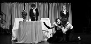 Cele mai bune producții ale UNATC, la Teatrul Foarte Mic
