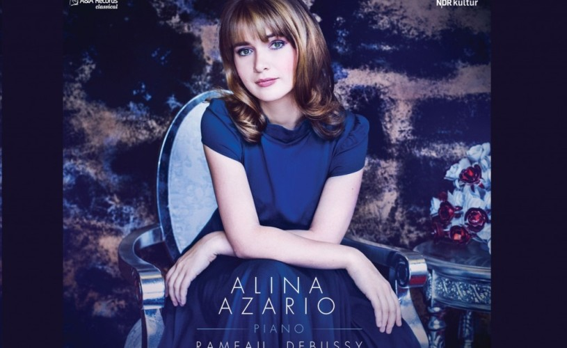 Alina Azario şi Rameau- Debussy, la Ceainăria Cărtureşti