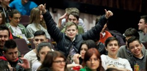 Festivalul Cinema-Edu, școala altfel