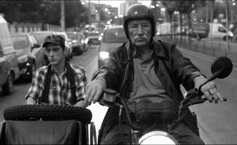 Victor Rebengiuc, aviator pensionar, într-un film proiectat la NexT
