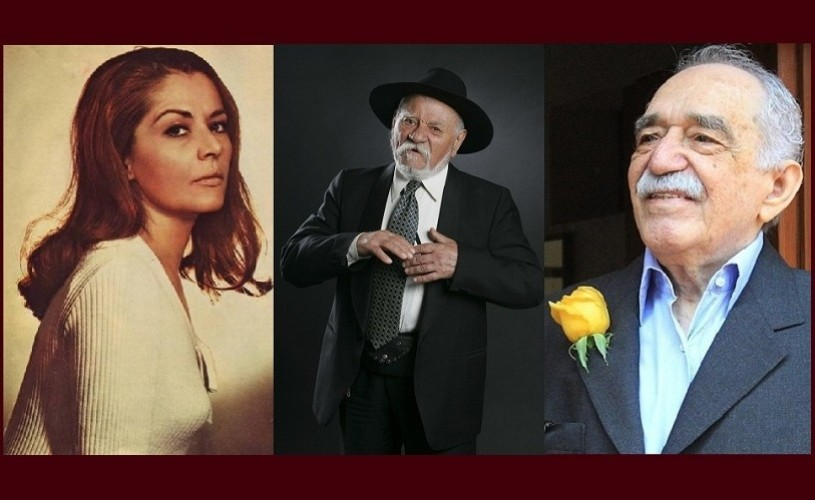 Margareta Pogonat, Ernest Maftei, Gabriel Garcia Marquez
