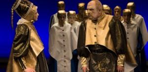 Romeo si Julieta, cu Eugen Cristea - premiera Teatrului Masca