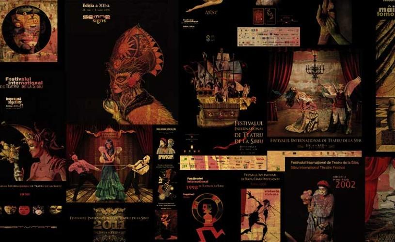 Filmul Festivalului Naţional de Teatru – ediţia 2013, în fiecare miercuri, la TVR
