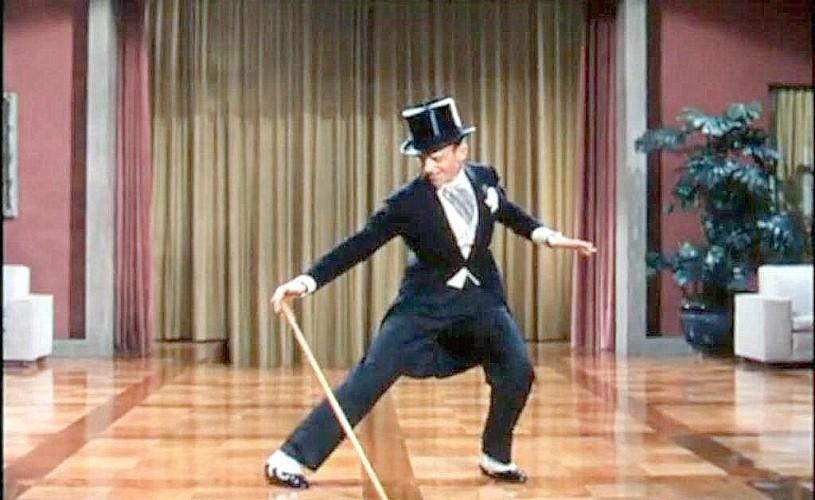 Fred Astaire şi Bing Crosby, la Telecinemateca (TVR 2, ora 20.10)